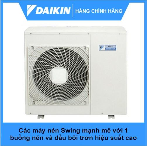 Dàn nóng 2 chiều (Công suất lạnh: 6.8 kW)